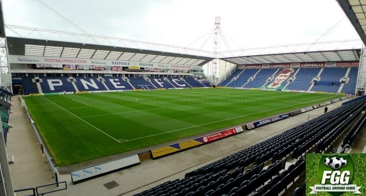 Z - (Not Currently On The Game) Preston North End